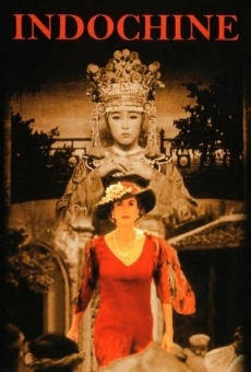 Ver película Indochina