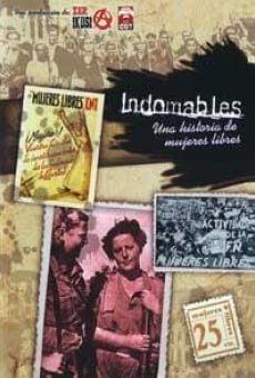 Ver película Indomables, una historia de mujeres libres