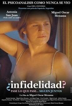Ver película ¿Infidelidad?
