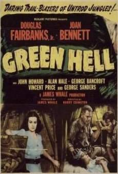 Ver película Infierno verde