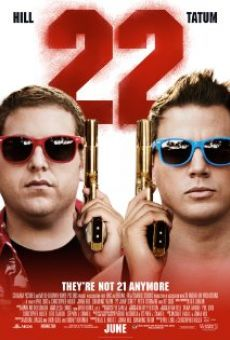 22 Jump Street online streaming