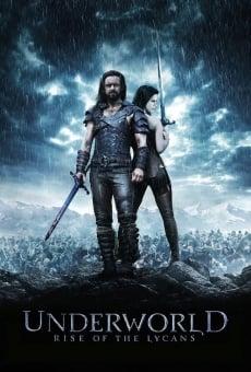 Ver película Inframundo 3: la rebelión de los Lycans