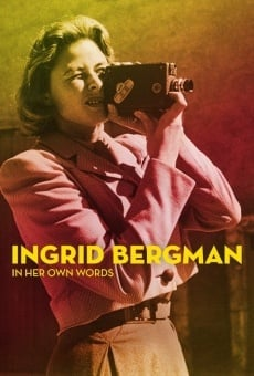 Película: Ingrid Bergman: In Her Own Words