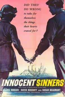 Ver película Pecadores inocentes
