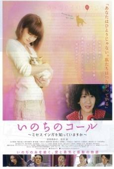 Ver película Inochi no kôru: Misesu Inga wo shitteimasuka?
