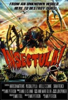 Ver película Insectula!