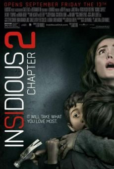 Insidious: Capítulo 2 online free