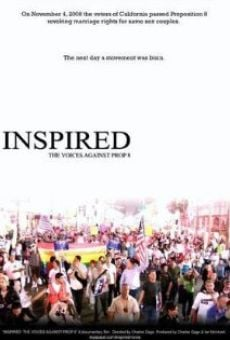 Inspired: The Voices Against Prop 8 on-line gratuito