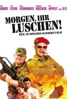 Morgen, ihr Luschen! Der Ausbilder-Schmidt-Film (aka Instructor Schmidt)