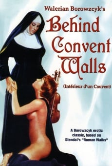 Ver película Interior de un convento