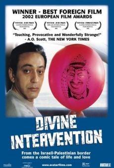 Intervention divine - Une chronique d'amour et de douleur