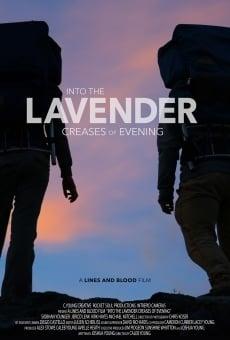 Ver película Into the Lavender Creases of Evening