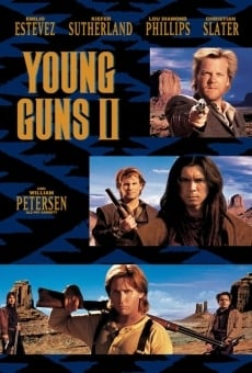 Watch Young Guns 2: Blaze of Glory online stream