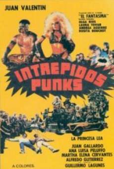 Intrépidos Punks on-line gratuito