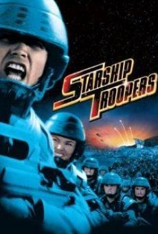 Starship Troopers - Fanteria dello spazio online