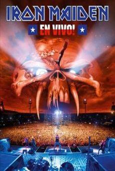 Ver película Iron Maiden: En Vivo!