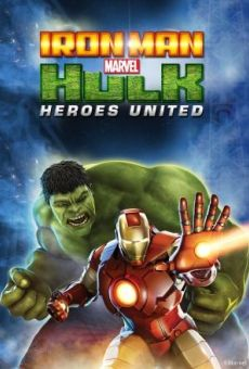 Iron Man & Hulk: Heroes United (Ironman and Hulk Heroes United) on-line gratuito