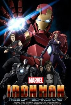 Iron Man: Rise of the Technovore online free