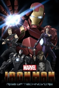 Iron Man: Rise of Technovore on-line gratuito
