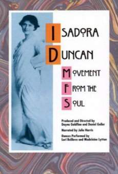 Isadora Duncan: Movement from the Soul on-line gratuito