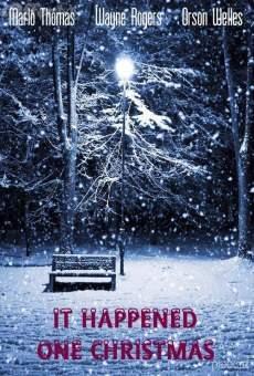 Ver película It Happened One Christmas