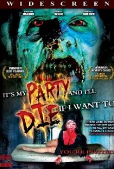 Ver película It's My Party and I'll Die If I Want To