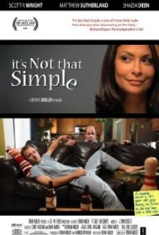 Película: It's Not That Simple