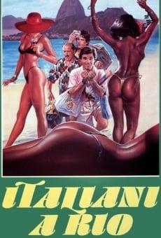 Ver película Italiani a Rio