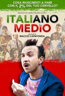 Ver película Italiano medio