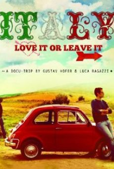 Ver película Italy: Love It or Leave It