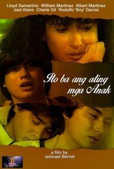 Ver película Ito Ba ang Ating mga Anak?