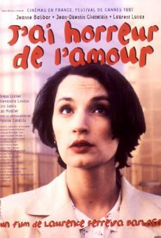 Ver película J'ai horreur de l'amour