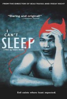 Ver película J'ai pas sommeil