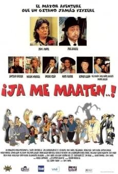 Ver película ¡Ja me maaten...!