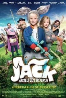 Ver película Jack Bestelt Een Broertje