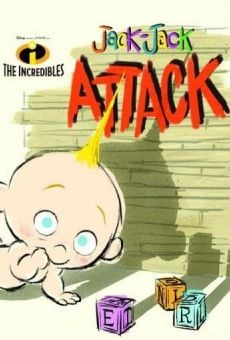 The Incredibles: Jack-Jack Attack