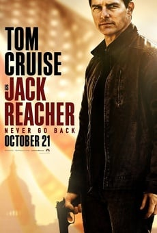 Jack Reacher: Never Go Back online free