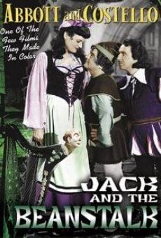 Ver película Jack y las habichuelas mágicas