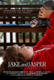 Jake and Jasper: A Ferret Tale