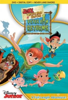 Jake and the Never Land Pirates: Peter Pan Returns online