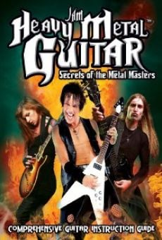 Jam Heavy Metal Guitar: Secrets of the Metal Masters on-line gratuito