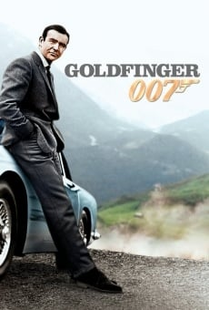 Ver película James Bond contra Goldfinger