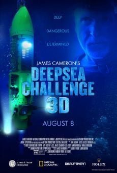 James Cameron's Deepsea Challenge 3D on-line gratuito