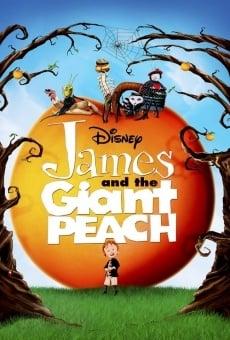 Ver película James y el melocotón gigante