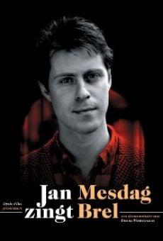 Ver película Jan Mesdag zingt Brel