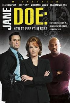 Jane Doe: How to Fire Your Boss on-line gratuito