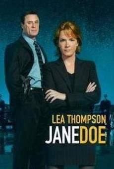 Ver película Jane Doe: el ojo que te acecha
