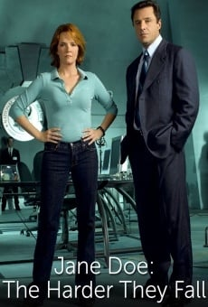 Ver película Jane Doe: más dura será la caída