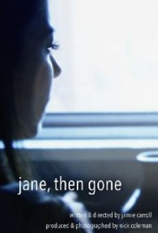Película: Jane, Then Gone