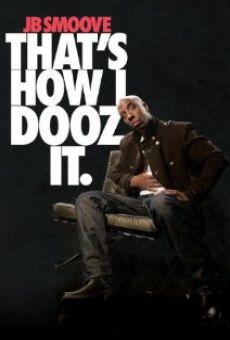 Ver película JB Smoove: That's How I Dooz It